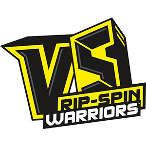VS Rip-Spin Warriors