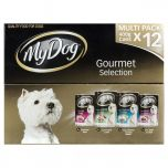 12 x My Dog 400g Gourmet Selection