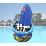 Billy's Australian Inflatable Drink Pool