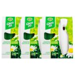 3 x Dettol Glen 20 Freshmatic Healthy Air System