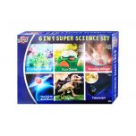 6 in 1 Super Science Set