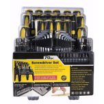 70 Piece Screw Driver Set