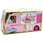 Barbie Dream Camper With Fun Pool