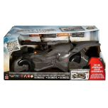 DC Justice League Mega Canon Batmobile