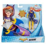 DC Super Hero Girls Batgirl Action Figure with Batjet
