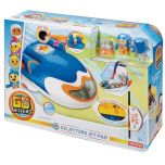 Fisher Price Go Jetters Jetpad Playset
