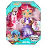Fisher-Price Nickelodeon Shimmer & Shine Wish & Spin Shimmer Doll