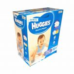 Huggies Ultra Dry Nappies Crawler 6-11kg Boy 184 Nappies
