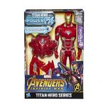 Infinity War Power Pack Iron Man Titan Hero 12inch