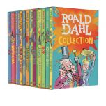 Roald Dahl Collection 16 Book Box Set