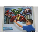 Marvel Avengers Assemble Party Game