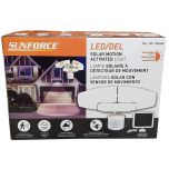 Sunforce 1500 Lumen LED Solar Motion Sensor Security Light