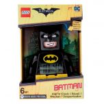 The LEGO Batman Movie Batman Light Up Alarm Clock