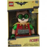 The LEGO Batman Movie Robin Light-up Minifigure Alarm Clock