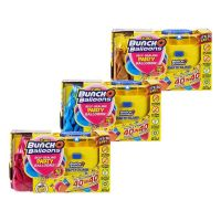 16 Pack Bunch O Balloons with Electric Air Pump Starter Pack