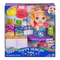 Baby Alive Happy Hungry Baby Doll - Blonde