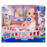 Baby Alive Real As Can Be Baby - Blonde