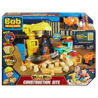 Bob the Builder Mash and Mold Construction Site