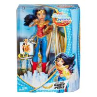 DC Super Hero Girls Power Action Doll Wonder Woman