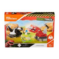 Dinotrux Mega Construx Crater Rumble Building Set