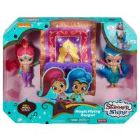 Fisher Price Nickelodeon Shimmer & Shine, Magic Flying Carpet