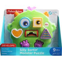 Fisher Price Silly Sortin' Monster Puzzle
