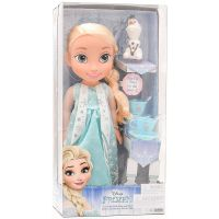 Disney Frozen Tea Time with Elsa Toddler Doll and Olaf