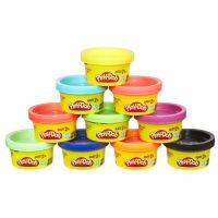 Hasbro Playdoh Pack of 50 Different Colors