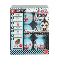 LOL Surprise Boys Doll PDQ (24 Balls in Total)