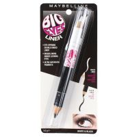 Maybelline Big Eyes Liner Double Ended White and Black 3g
