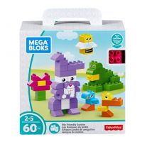 Mega Bloks My Friendly Garden Building Bag