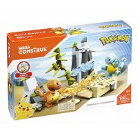 Mega Construx Pokemon Squirtle vs. Charmander