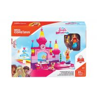 Mega Bloks Barbie Rainbow Princess and Her Castle
