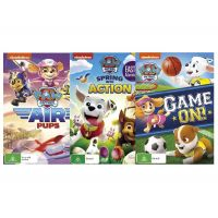 Paw Patrol PAWSOME 3 DVD Collection