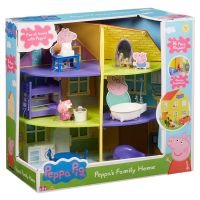 Peppa Pig Kids Family Home Playset