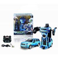 Tyrant Transformer Robot Convertible Truck Toy – R/C Remote Control