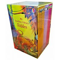 Usborne My Reading Library Fables 30 Books Set