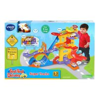 Vtech Baby Toot Toot Drivers Super Tracks Playset