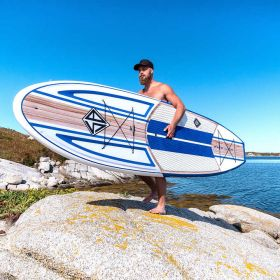 10'6 Scott Burke Atlantic Composite ABS SUP