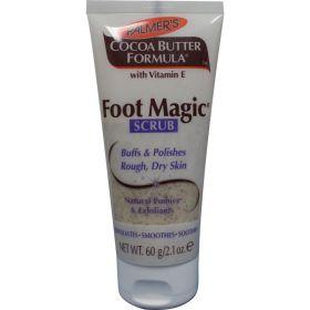 Palmers Foot Magic Scrub 60g