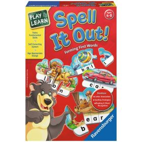 Spell It Out Children's Games By ravensburger
