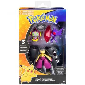 Pokemon Action Pose figures