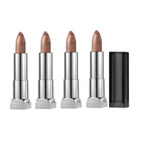 4 X Maybelline Color Sensational Metallic Lipstick 958 Copper Spark