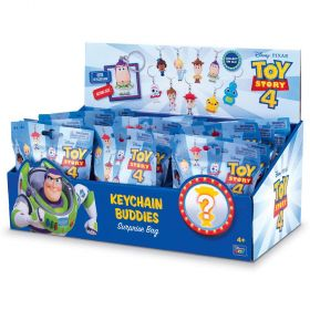 6 x Toy Story 4 Keychain Surprise Bag
