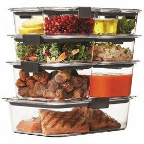 Sistema Leakproof 14pc Food Storage Container Set