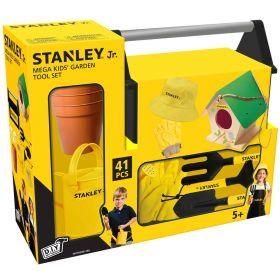 Stanley Jr. Birdhouse Kit, Garden Toolbox & 12pc Garden Tool Set