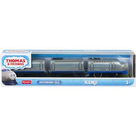 Fisher Price Thomas and Friends Motorized Greatest Moments Kenji