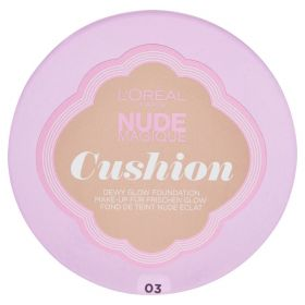 LOreal Nude Magique Cushion Foundation 03 vanilla