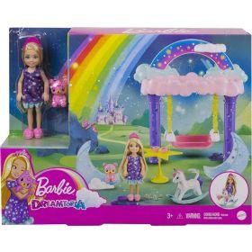 Barbie Dreamtopia Chelsea Princess Doll & Fairytale