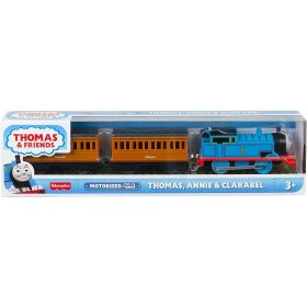 Thomas and Friends Motorized Greatest Moments Thomas, Annie and Clarabel